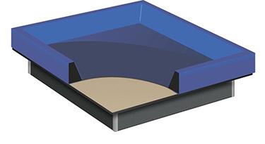 Wasserbetten - Softside-Systeme
